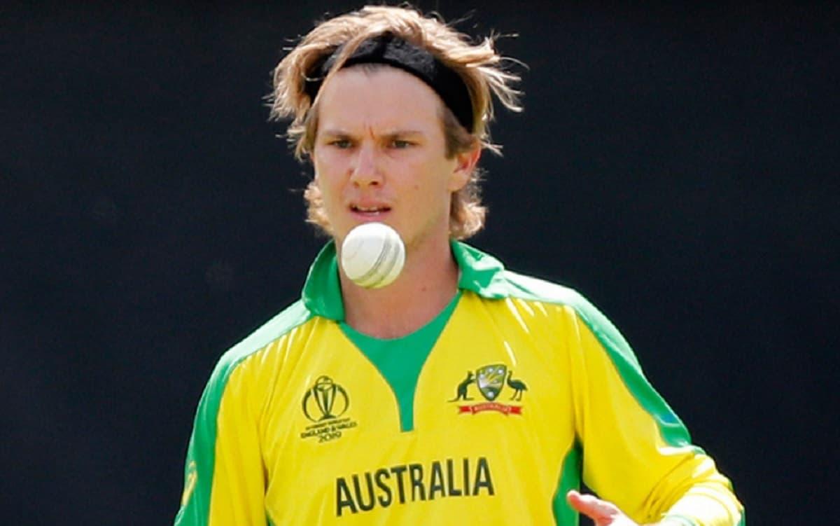 Australia spinner Adam Zampa banned for a game for uttering audible obscenity