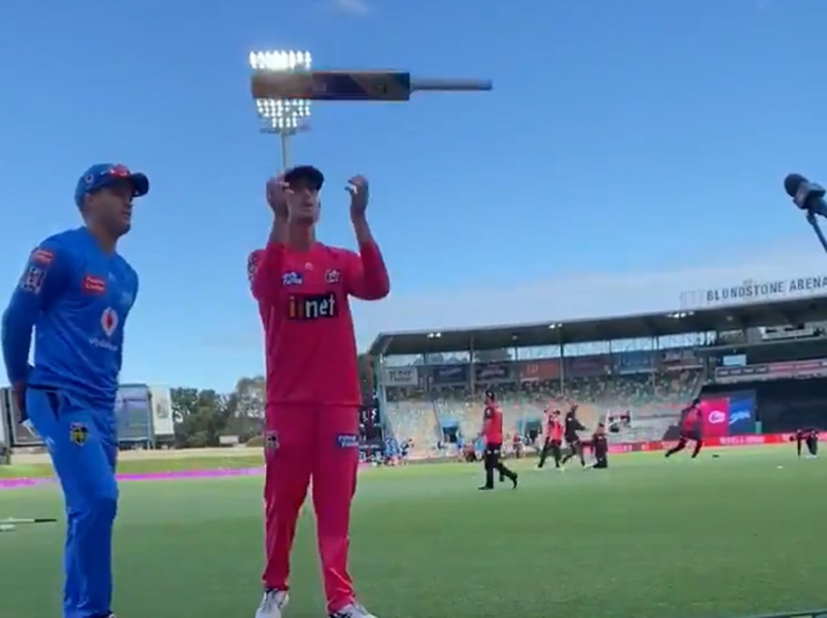 BBL 10: Adelaide Strikers Opt to bowl against Sydney Sixers in 11th match of BBL