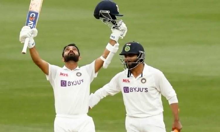 AUS vs IND: Ajinkya Rahane Becomes 5th Indian captain to score century in Australia
