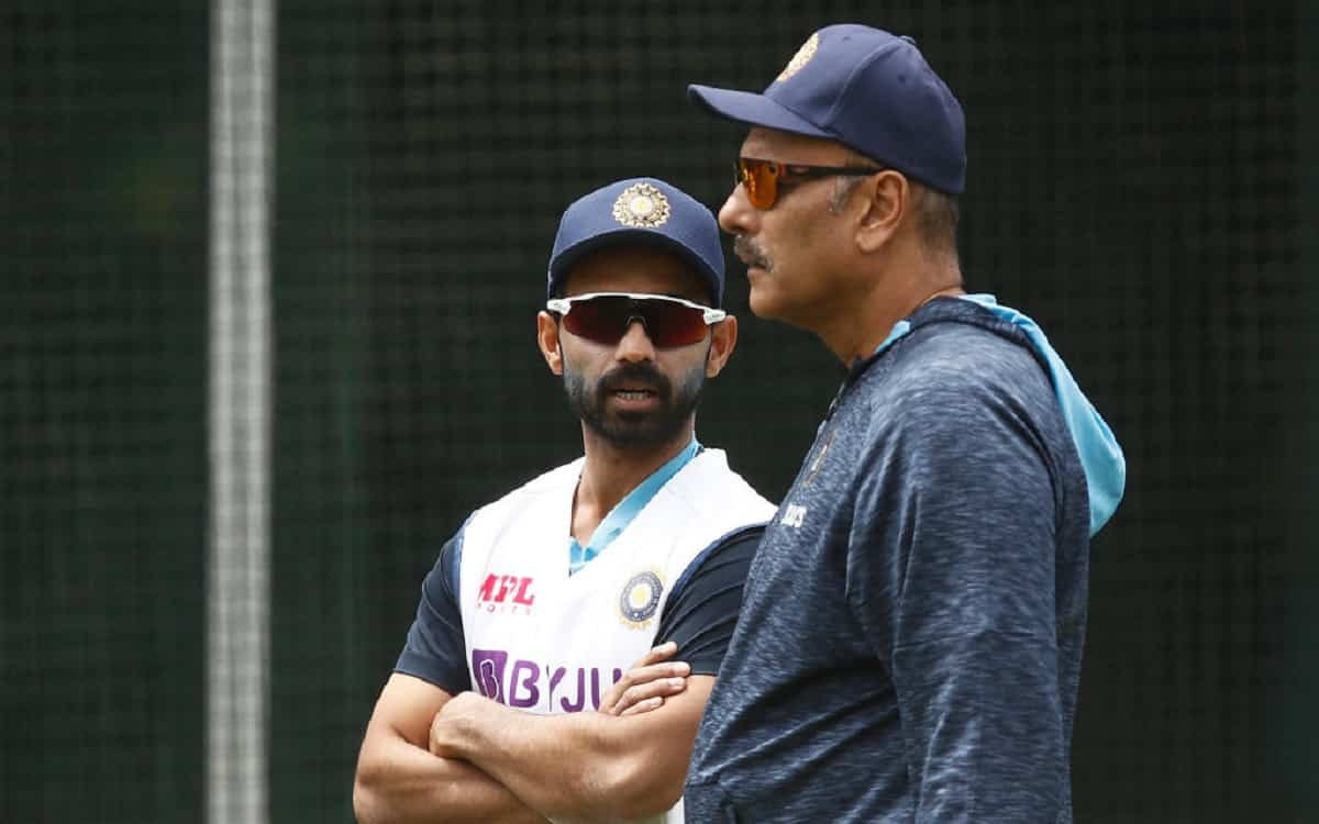 Ajinkya Rahane Knock Turning Point of the match says India head coach Ravi Shastri