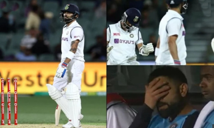 Ajinkya Rahane talks about what he told indian captain Virat Kohli after the run out incident in ade