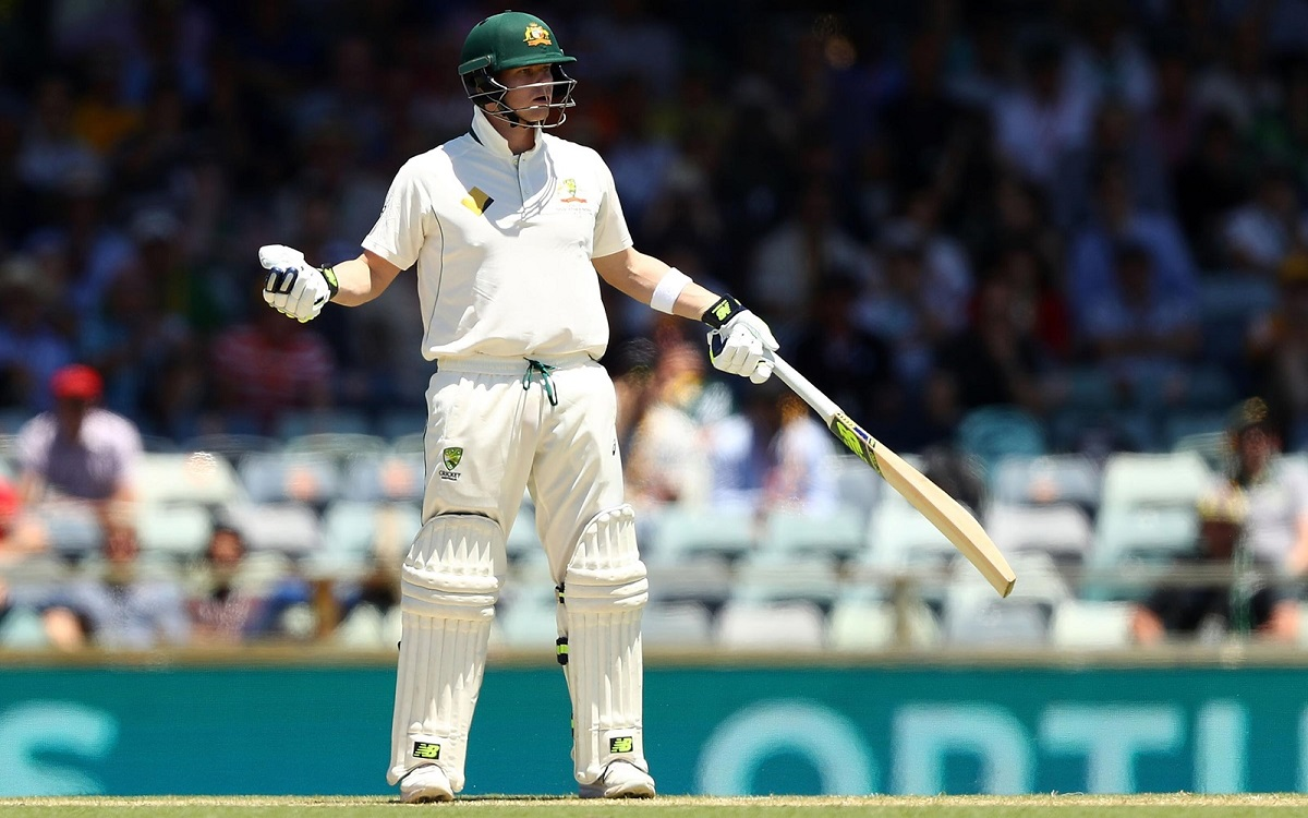 Aus vs Ind Steve Smith first time duck against india in international cricket