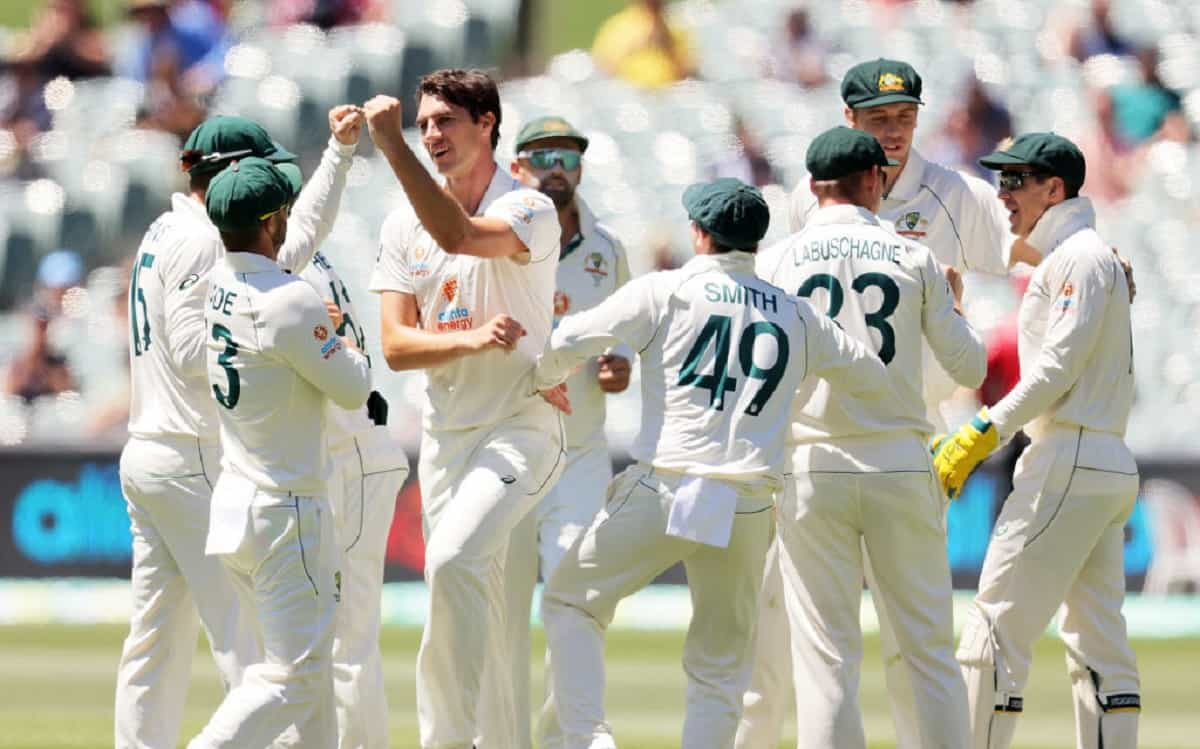 australia beat india by 8 wickets in first test