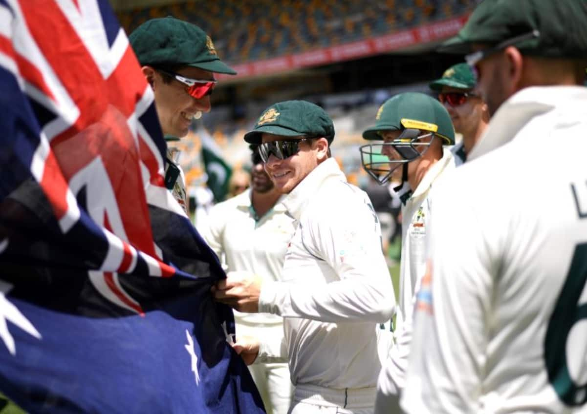 Australia to field unchanged XI at MCG says coach justin langer