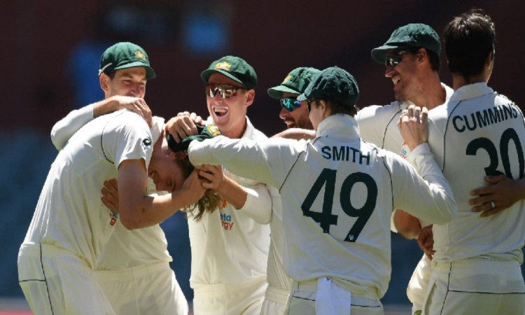 AUS vs IND: Australia become 2nd team to win a day-night test match after chasing