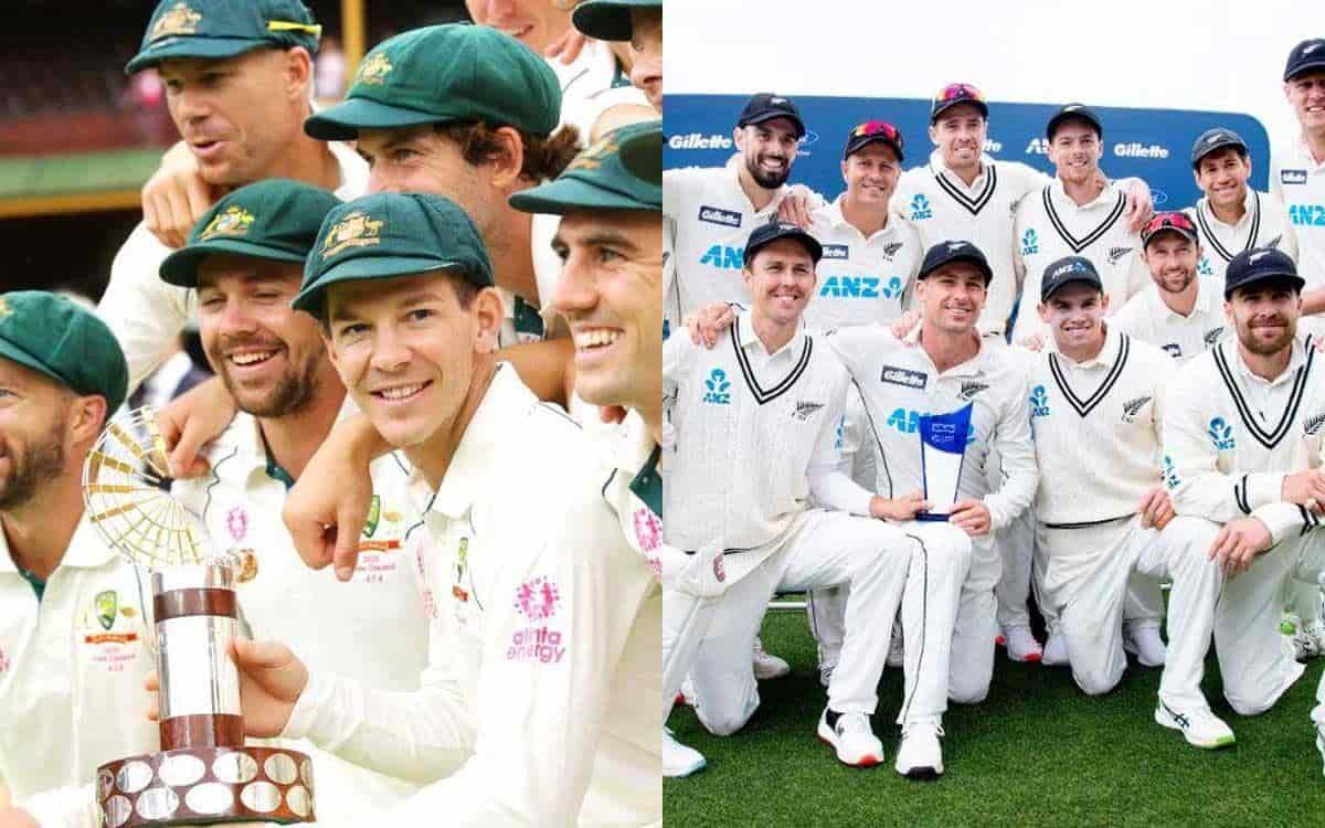 बराबर पॉइंट्स होने के बाद भी न्यूजीलैंड नहीं बनी नंबर 1 टेस्ट टीम, ICC  ने ट्वीट कर बताई वजह