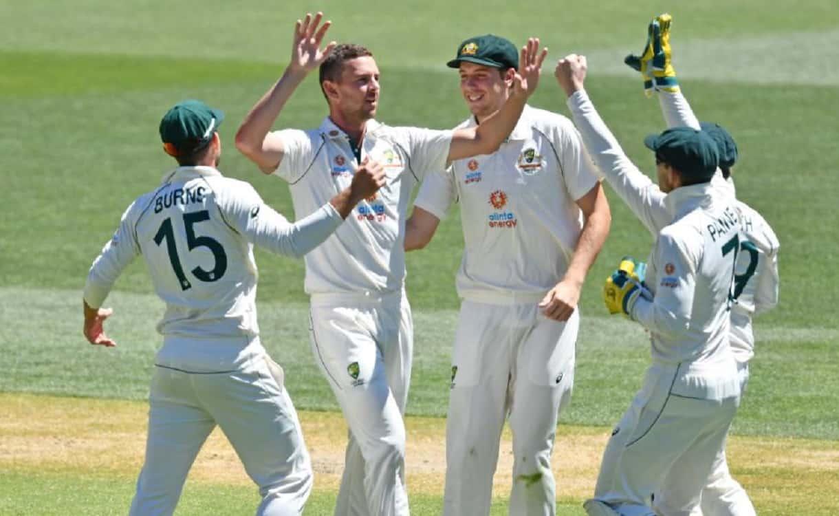 भारत के खिलाफ बड़ी जीत से ऑस्ट्रेलिया सिर्फ 75 रन दूर,की सधी हुई शुरूआत