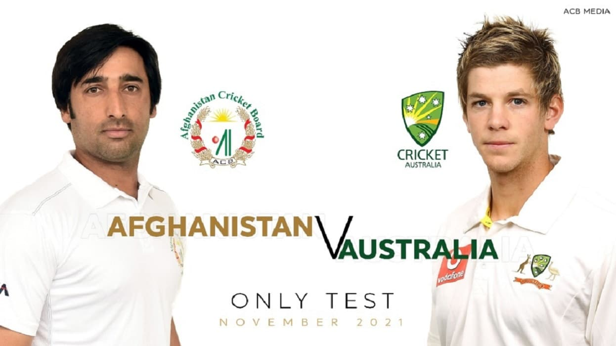 Australia To Host Afghanistan For One-Off Test Next Year
