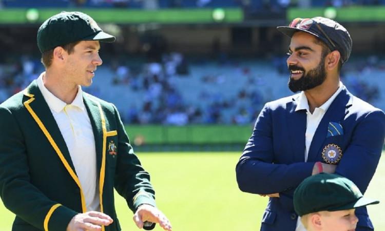 भारतीय कप्तान विराट कोहली टॉस जीतने के बाद कभी नहीं हारे कोई टेस्ट मैच