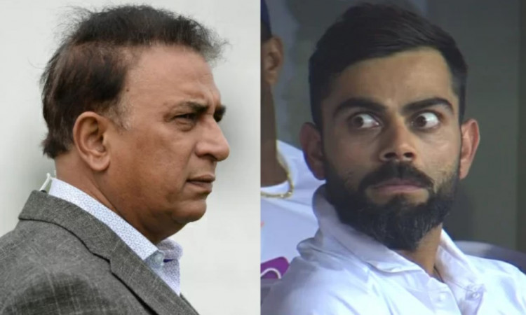 cricket images for Australia vs India Sunil Gavaskar troll after his comment on Virat Kohli