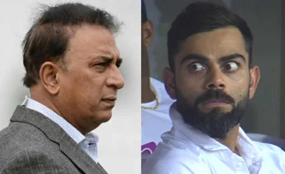 cricket images for Australia vs India Sunil Gavaskar troll after his comment on Virat Kohli