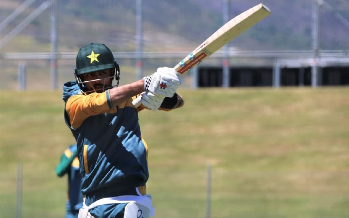 Babar Azam Ruled Out Of New Zealand T20is With Fractured Thumb
