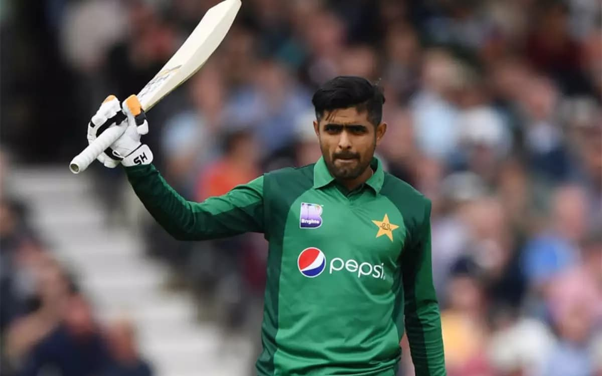 Babar Azam Reveals The Name Of His Cricketing Idol
