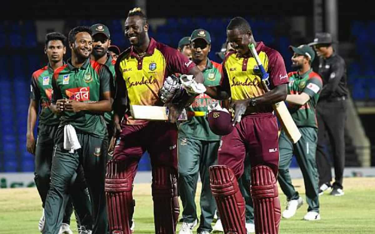 West Indies tour of Bangladesh 2021 Schedule announced