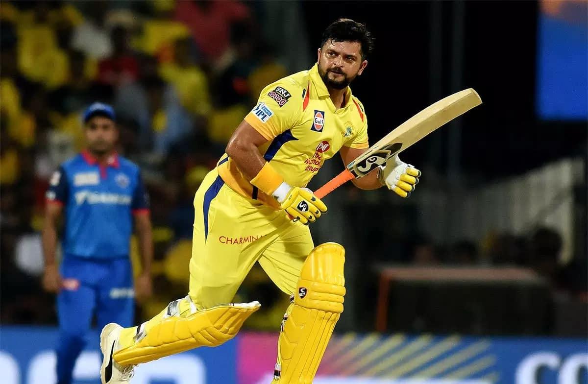 Chennai Super Will Not Be Apart From Suresh Raina in IPL 2021