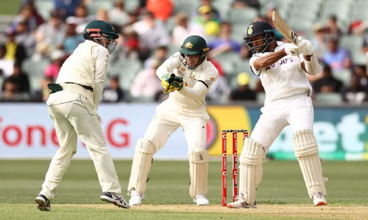 IND vs AUS: कोहली और रहाणे के विकेट के बाद ऑस्ट्रेलिया को मैच में वापसी मिली, पुजारा ने दिया बड़ा बय