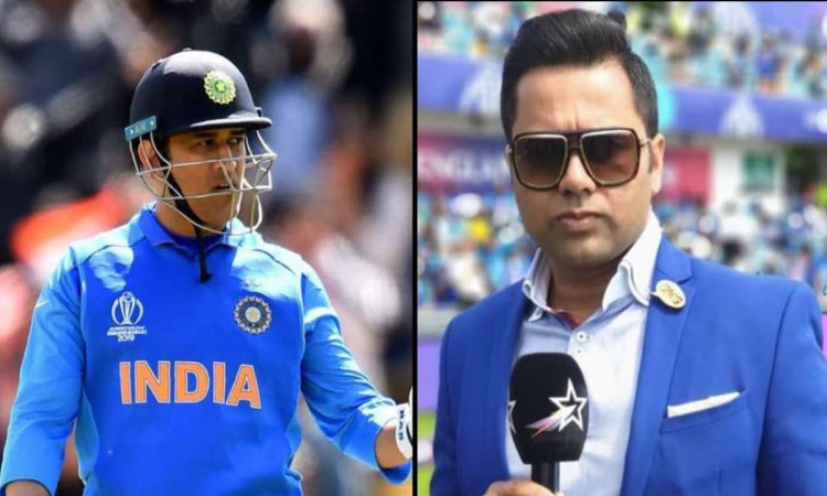 Dhoni will refuse to lead a team with only 3 proper bowlers, Aakash Chopra Remarks On ICC Men's T20I