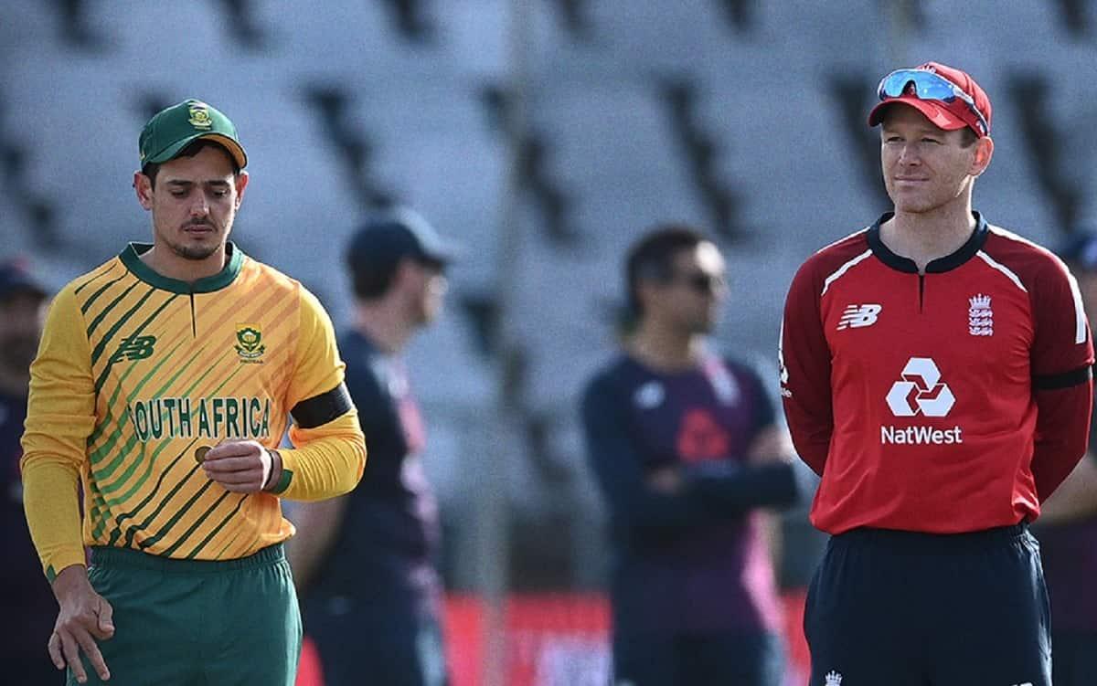 2 खिलाड़ियों को कोरोना पॉजिटिव होने के बाद साउथ अफ्रीका-इंग्लैंड वनडे सीरीज हुई रद्द