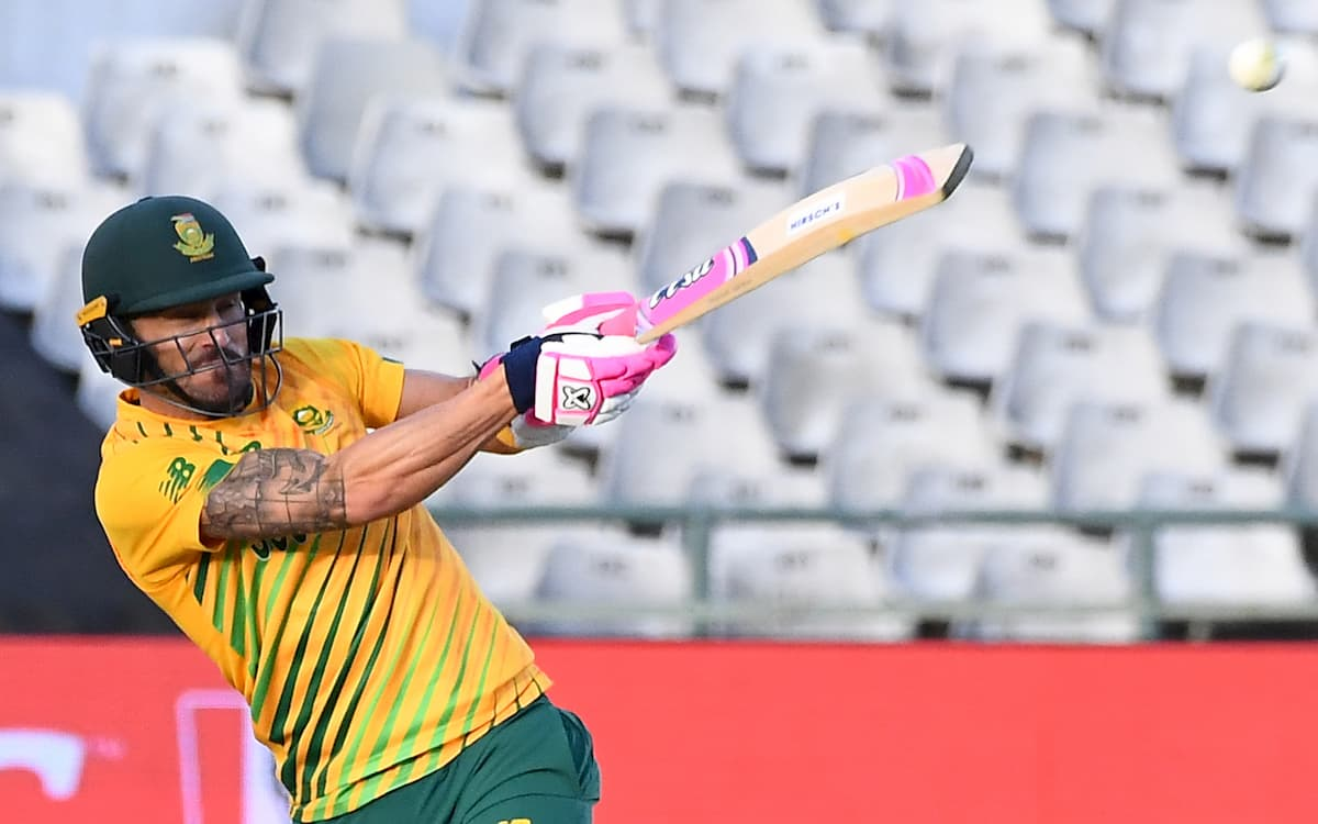 Faf du Plessis, Reeza Hendricks rested for ODI series against England