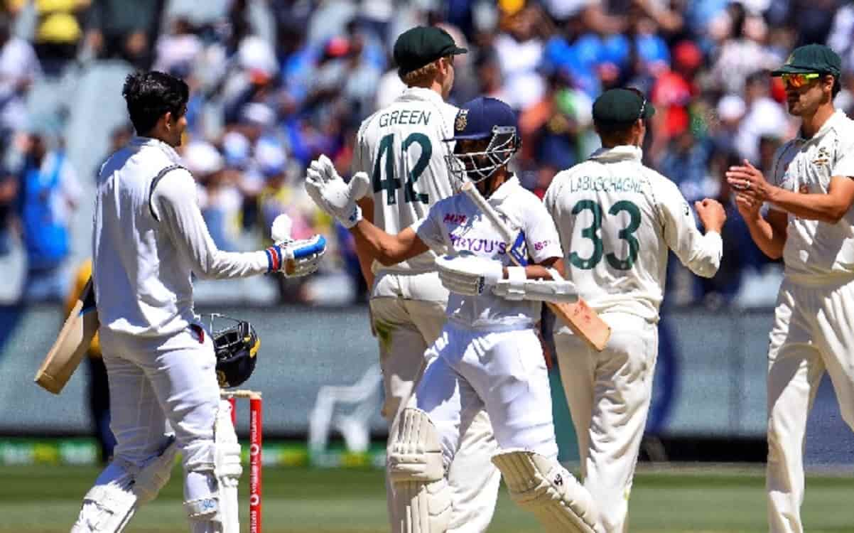 Melbourne Cricket Ground turns out lucky for India again