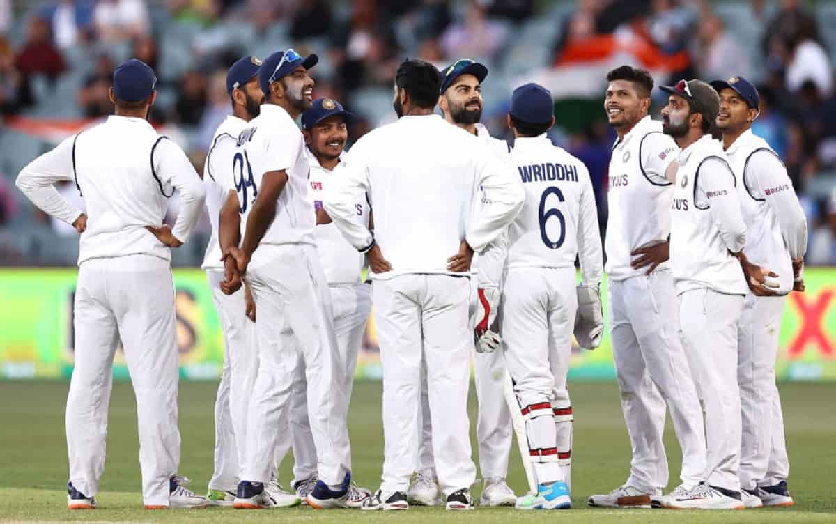 Team India for 2nd Test of the Border-Gavaskar Trophy against Australia