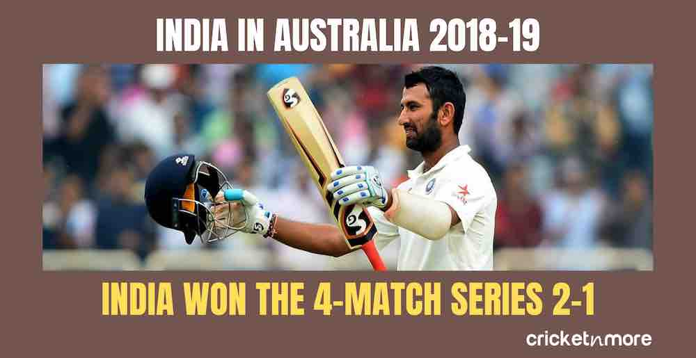 India In Australia 2018 19 Images in Hindi
