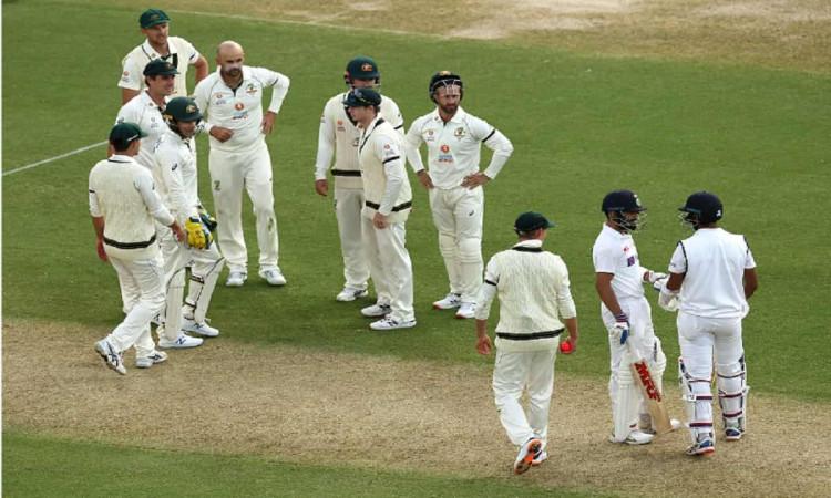 AUS vs IND एडिलेड : ऑस्ट्रेलियाई गेंदबाजों के सामने लड़खड़ाई भारतीय पारी, पहले दिन 6 विकेट के नुकसान प