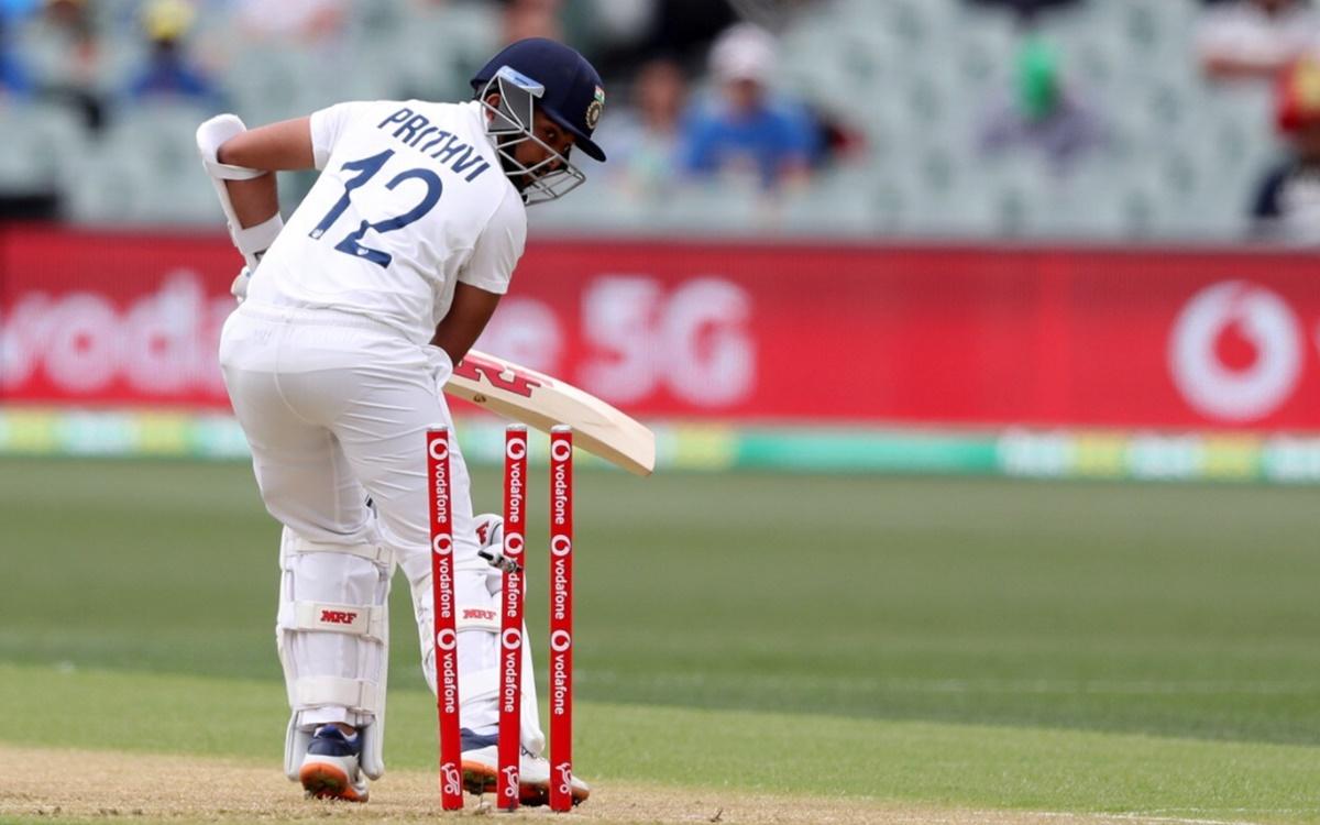India vs Australia 1st Test IND vs AUS after first season india has scored just 41 runs