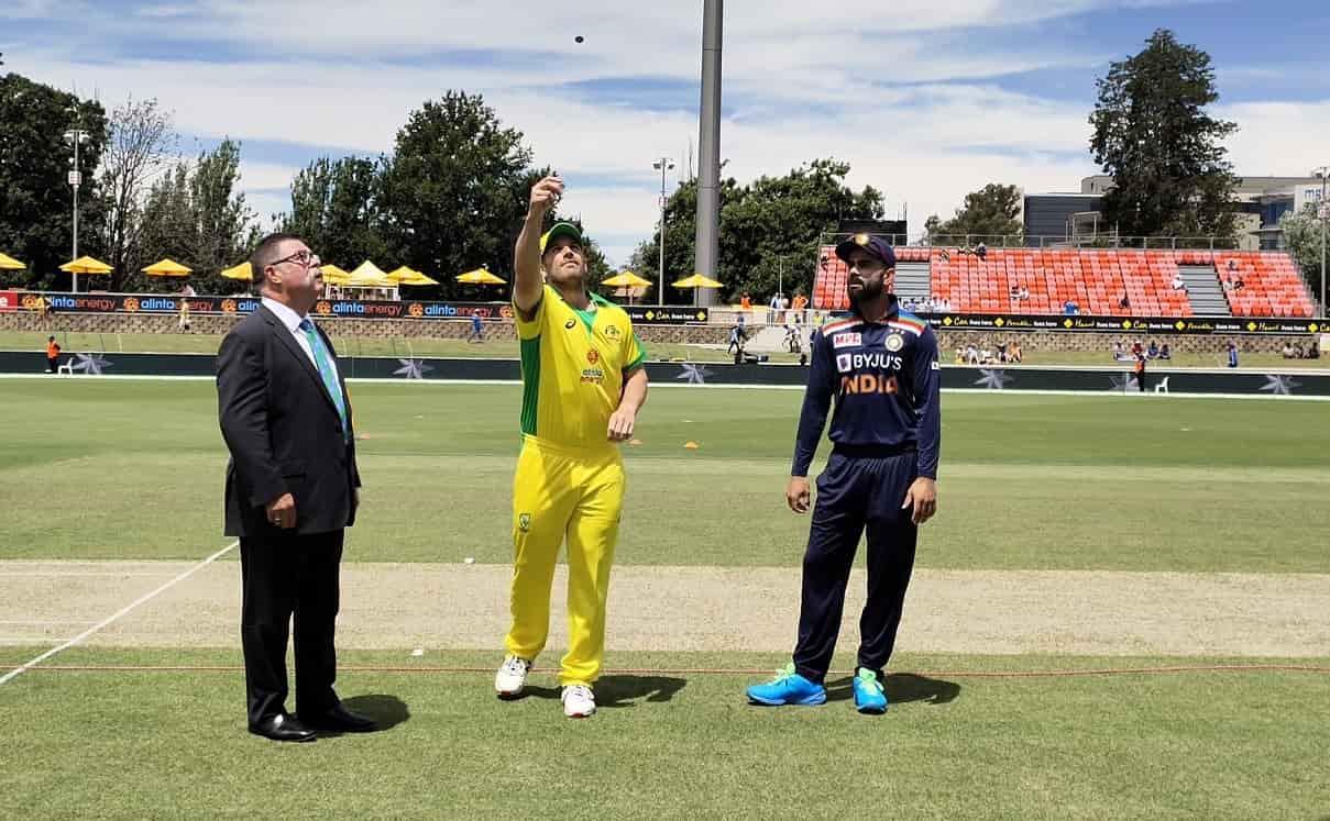 India opt to bat first against Australia in Third ODI