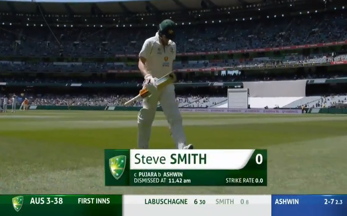 India vs Australia Steve Smith talks about Ravichandran Ashwin