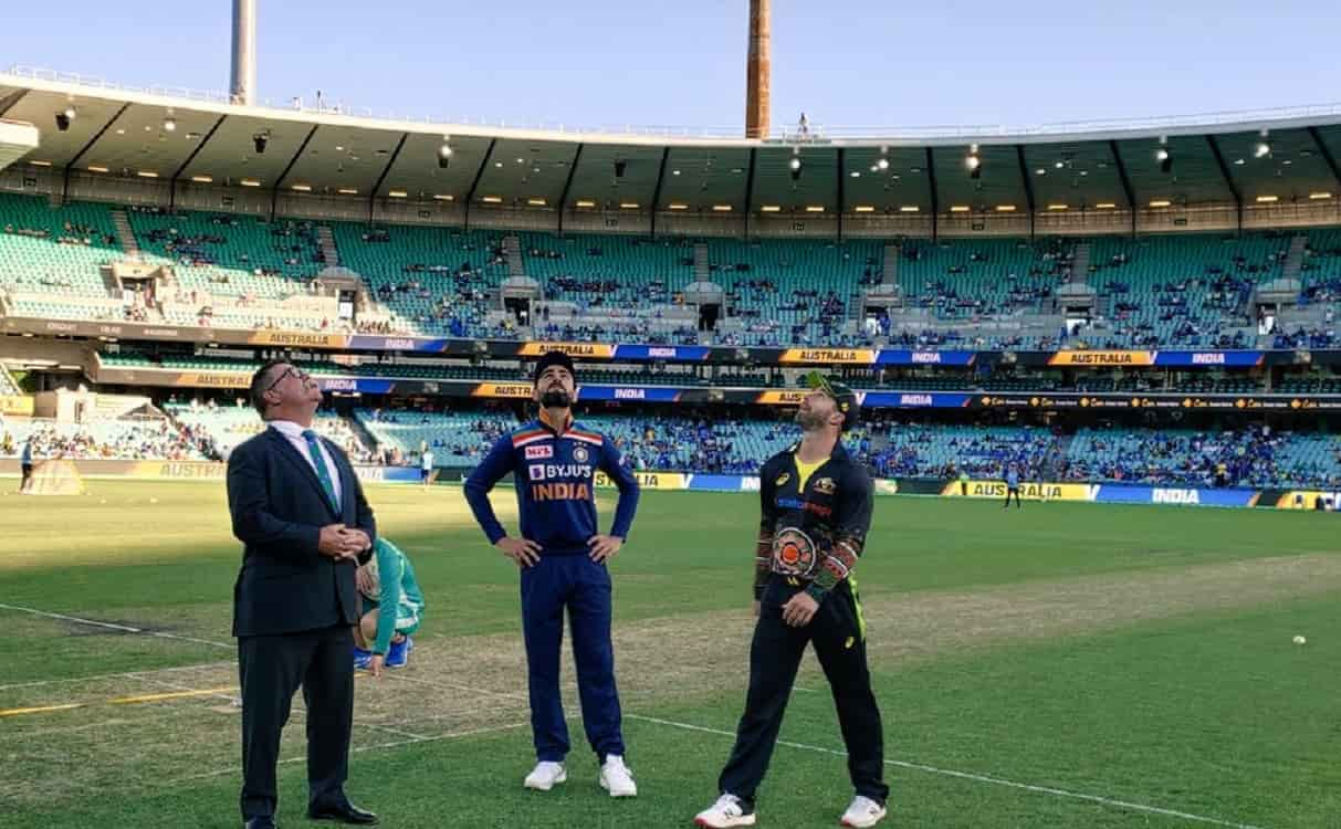 India opt to bowl first against Australia in second t20i