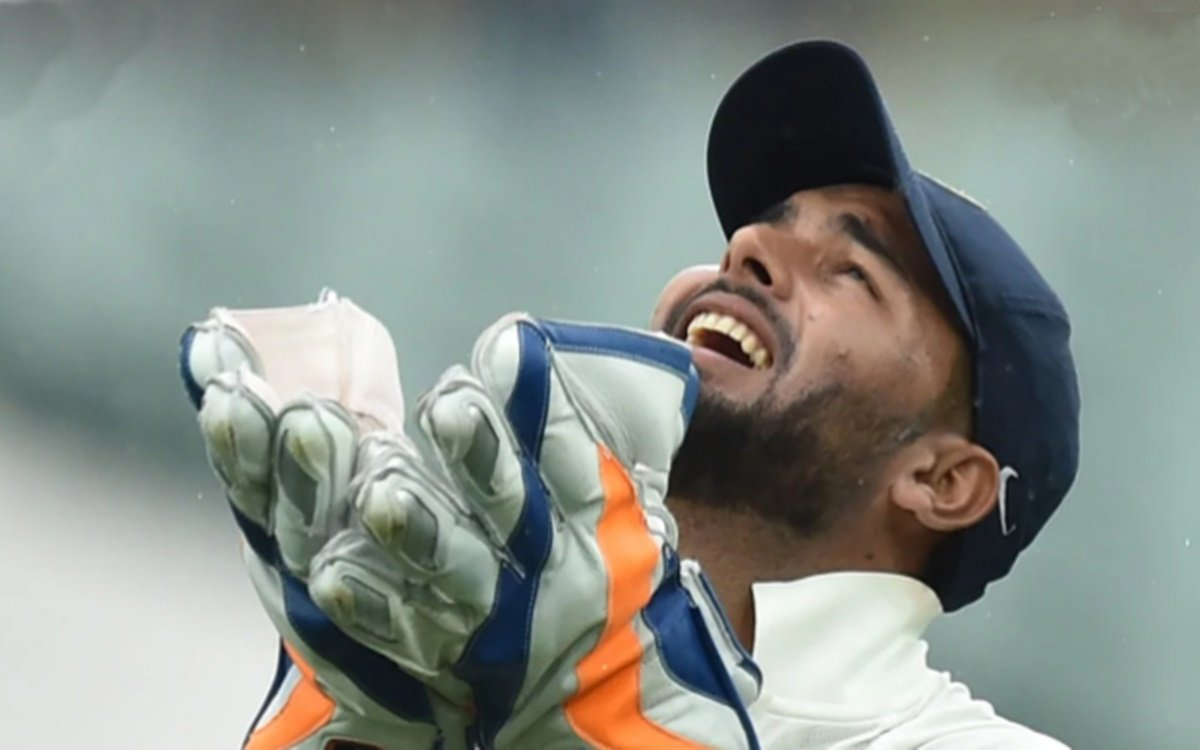 India vs Australia since the start of 2018 Rishabh Pant has dropped 11 catches in Test cricket