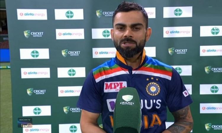कप्तान विराट कोहली ने बताया, इस कारण तीसरे टी-20 में टीम इंडिया को मिली हार