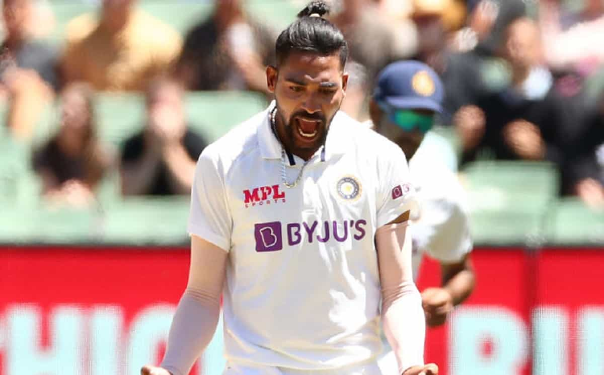 Mohammed Siraj first India debutant to pick 5 wickets in a Test in 7 years