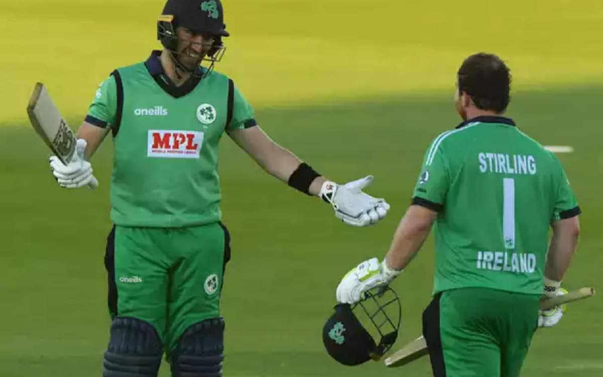 Ireland name 16-man squad for ODI series vs UAE & Afghanistan