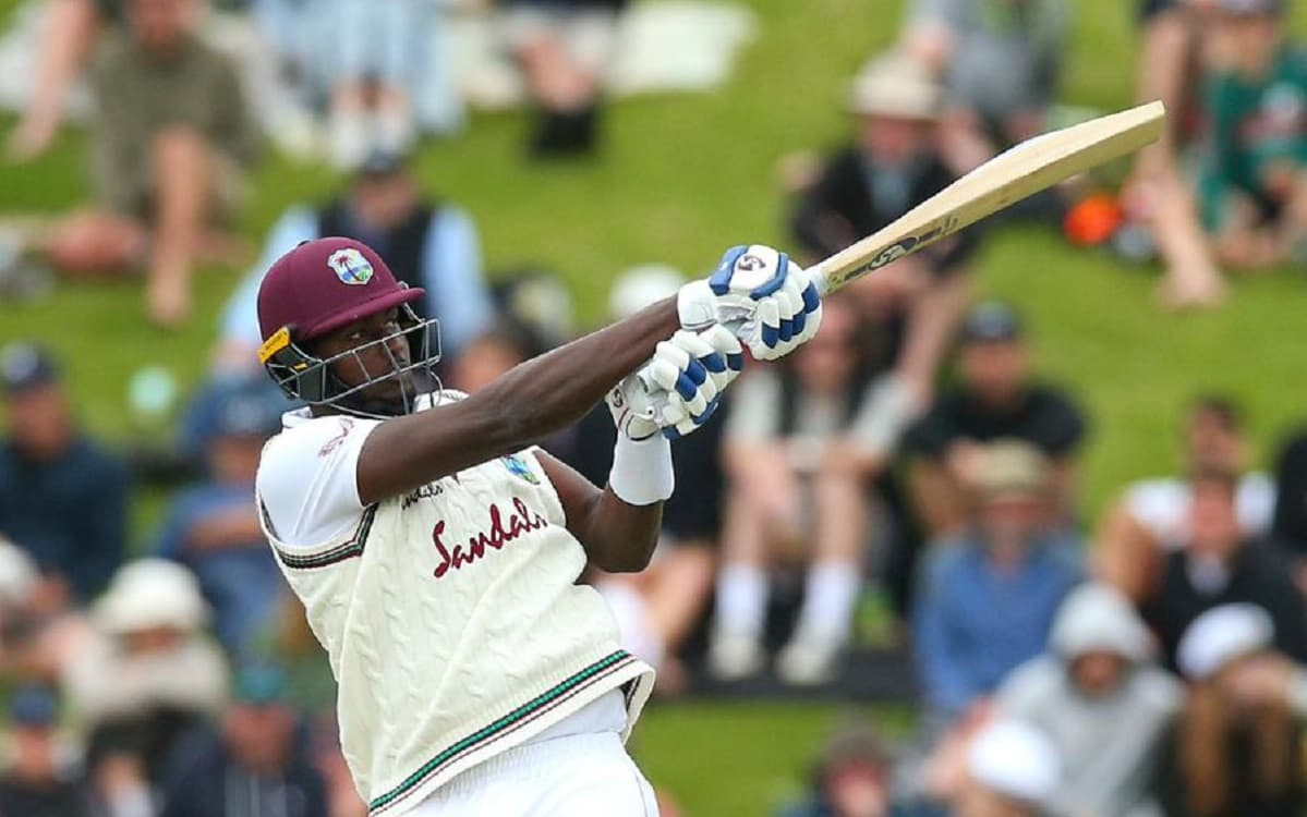West Indies Captain Jason Holder Delays New Zealand's Victory Charge In 2nd Test
