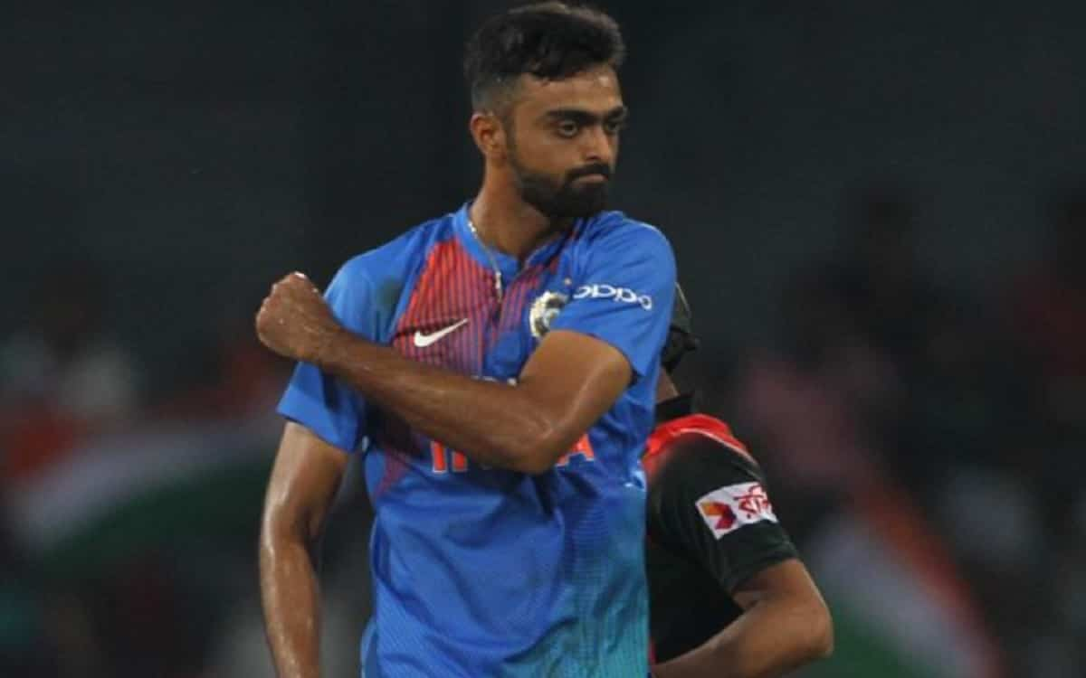 Pacer Jaydev Unadkat to lead Saurashtra in Syed Mushtaq Ali Trophy