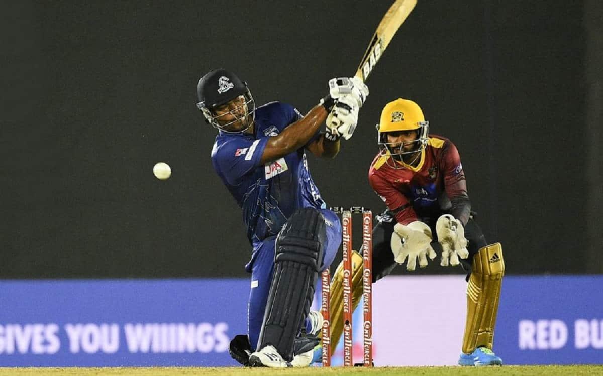 Jaffna Stallions beat Dambulla Viiking by 37 runs to reach Lanka Premier League final