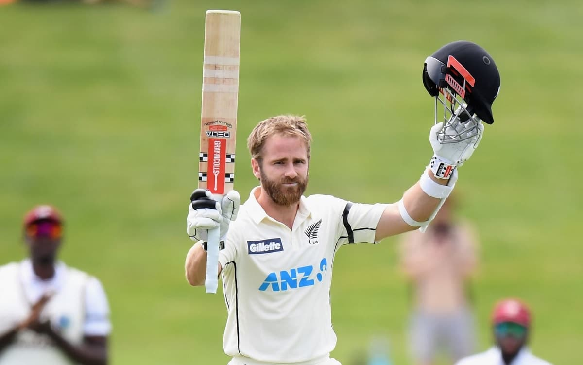 Kane Williamson create history by scoring a double century against West Indies