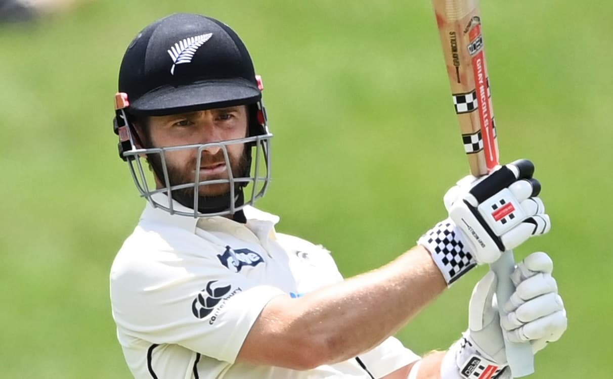 Kane Williamson's 251 puts New Zealand on top against West Indies