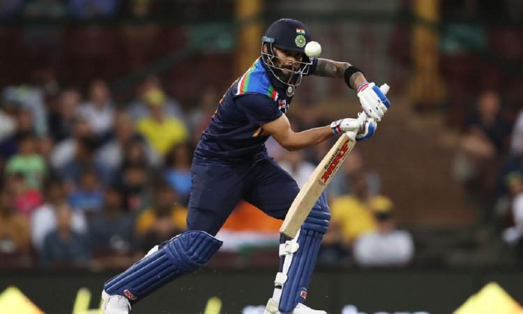india tour of australia 2020-21 virat kohli completes 12000 runs in the third odi