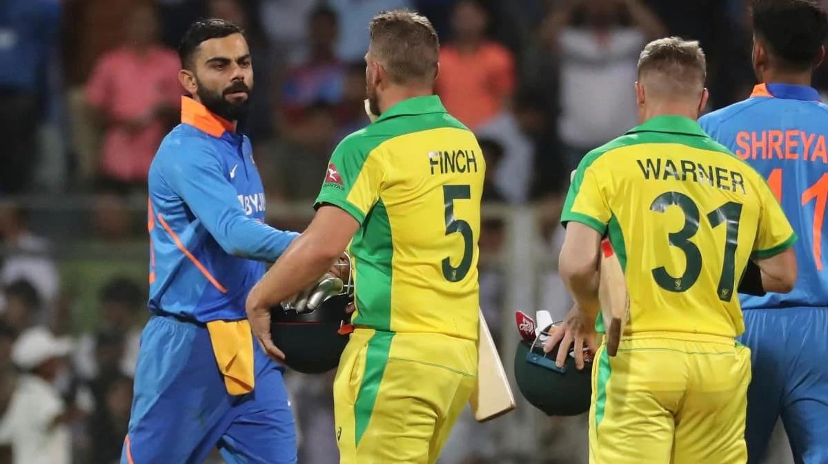 Kohli and Finch records in T20