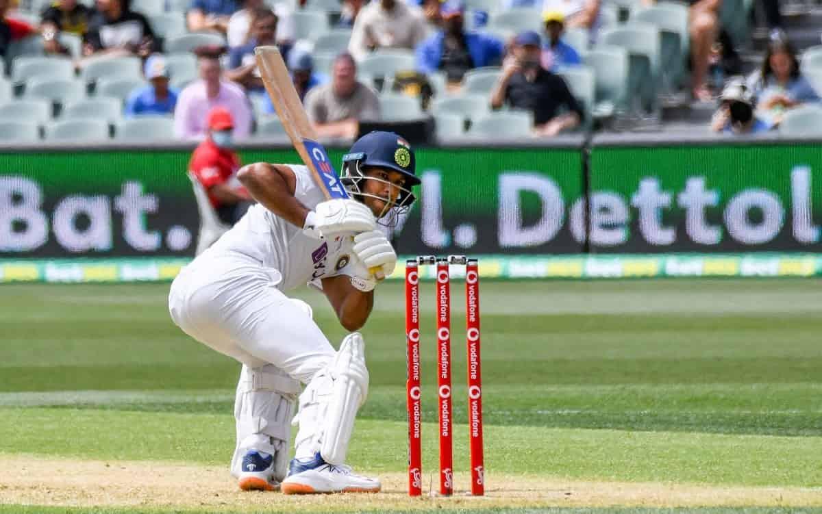 Mayank Agarwal third fastest Indian to 1,000 runs