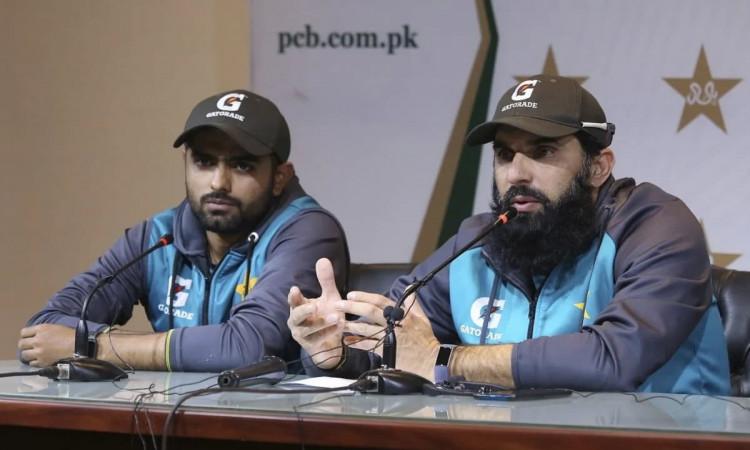 Babar Azam In Pakistan Team-मिस्बाह-उल-हक ने बाबर आजम की जमकर तारीफ की, कहा- बेहतरीन कप्तानी के साथ-