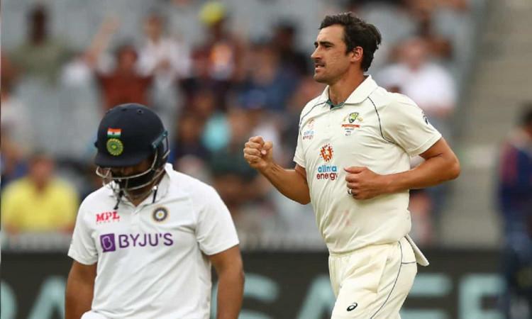Australia fast bowler Mitchell Starc gets to 250 Test wickets