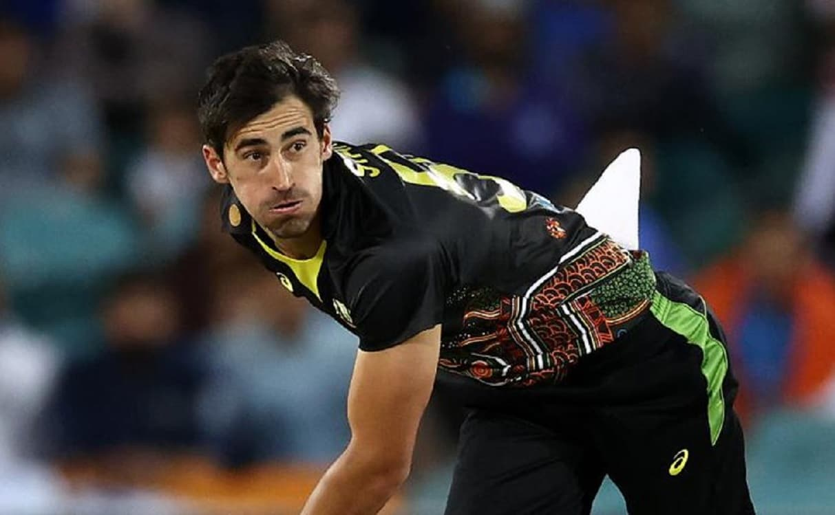 Mitchell Starc withdraws from remaining T20Is vs India