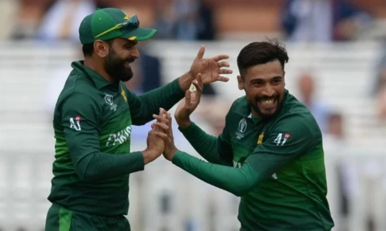 Cricket images for Pakistan cricketer Mohammad Amir slams Mohammad Hafeez because of this reason