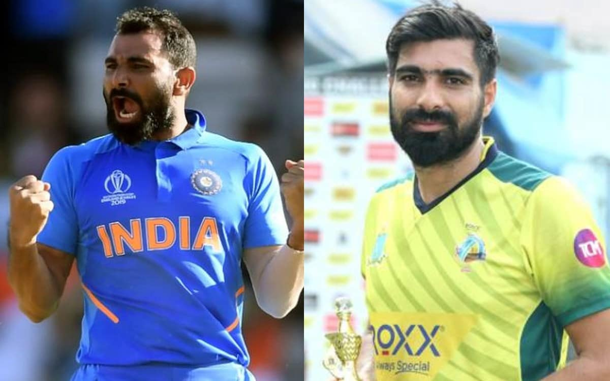 Mohammed Shami's brother Kaif in Bengal's probables squad for Syed Mushtaq Ali Trophy