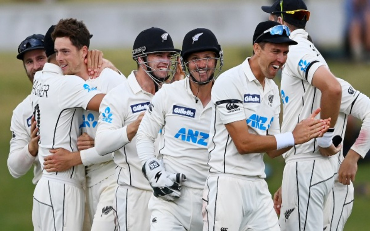 cricket images for New Zealand beat Pakistan They are now No 1 in Test rankings for the first time i