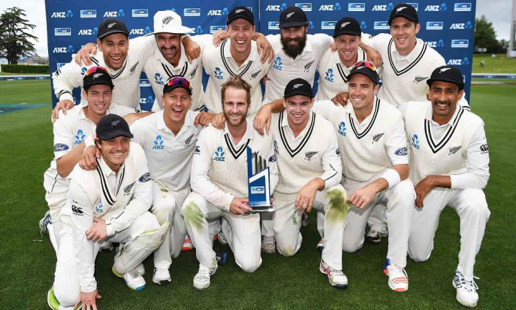 NZ vs PAK: New Zealand named 13 man squad for Test series against Pakistan